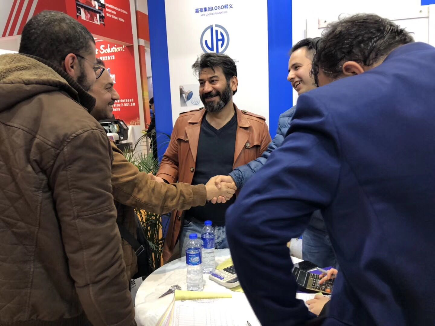 iranian clients