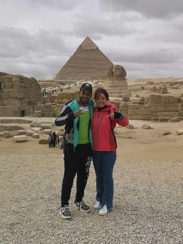 pyramid friends