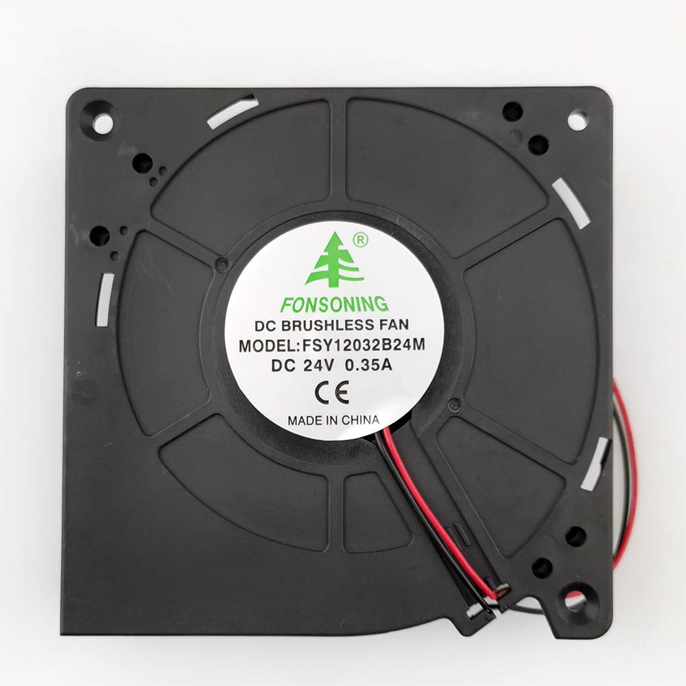 Fonsoning Brushless DC Fan For HUMAN ALLWIN Inkjet Printer